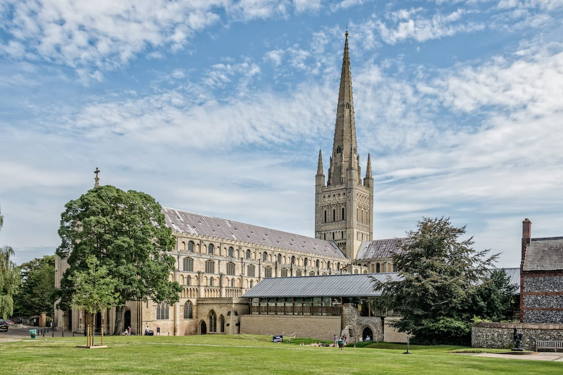 Photo: Norwich Cathedral, by David Nicholls