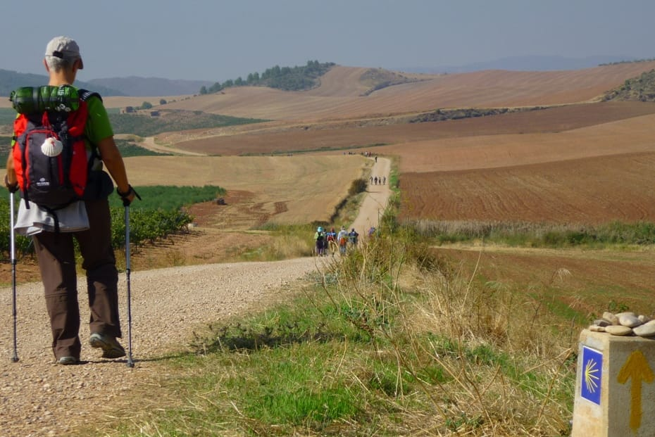 Photo: Camino pilgrimage, by Joan Grifols