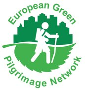European Green Pilgrimage Network logo